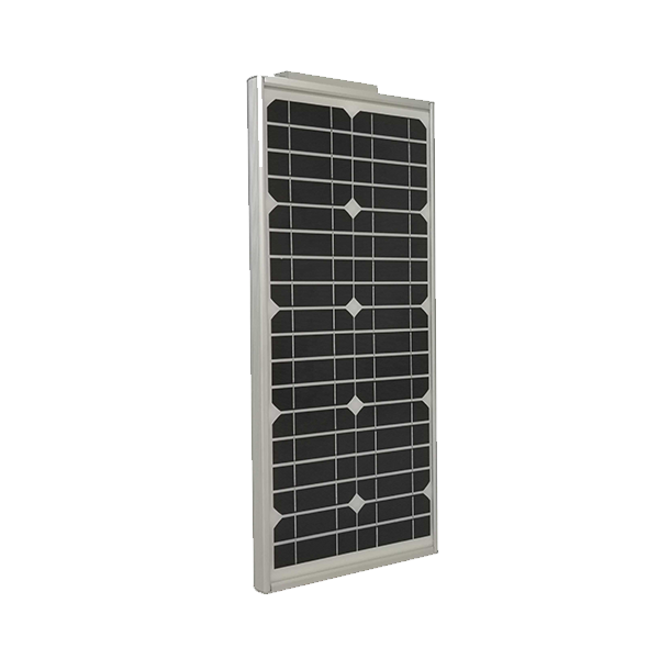 15w integrated solar street light