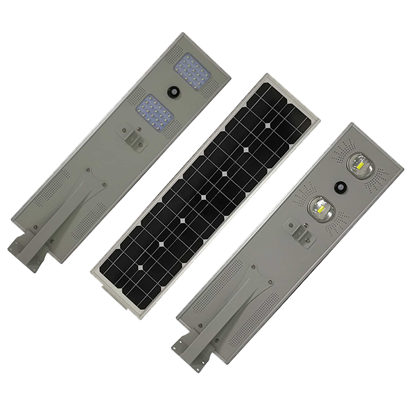 40w new outdoor all in one solar street light at cheap factory price