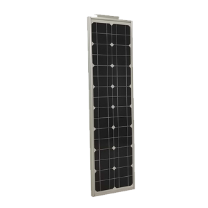 all in one solar street light panel