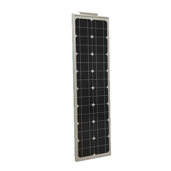 all in one solar street light panel