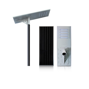 80w high quality ip66 integrated led solar street light China supplier