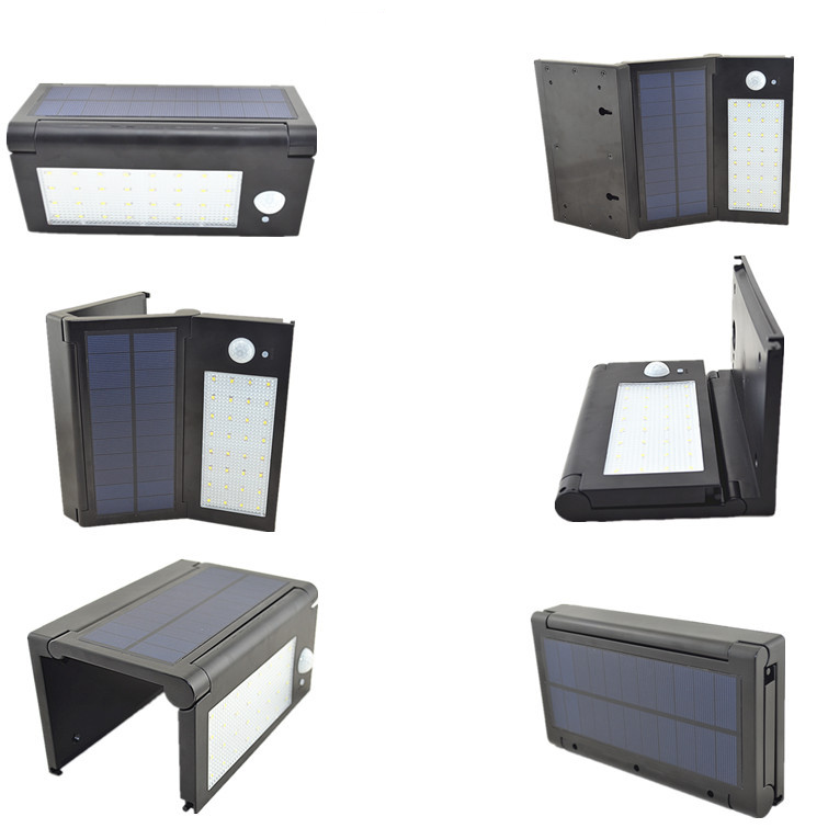 wall mounted solar light