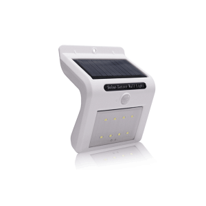 led solar sensor wall light