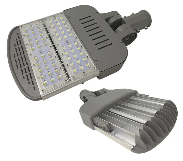 модель светодиодный уличный фонарь